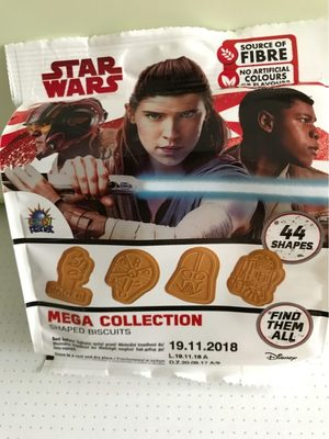 Biscuits Star Wars - Product - fr