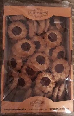 kruche ciasteczka z marmoladą - Product - pl