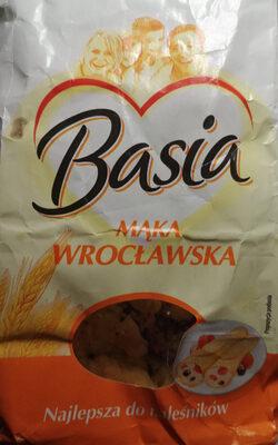 Basia mąka wrocławska - Produkt - pl