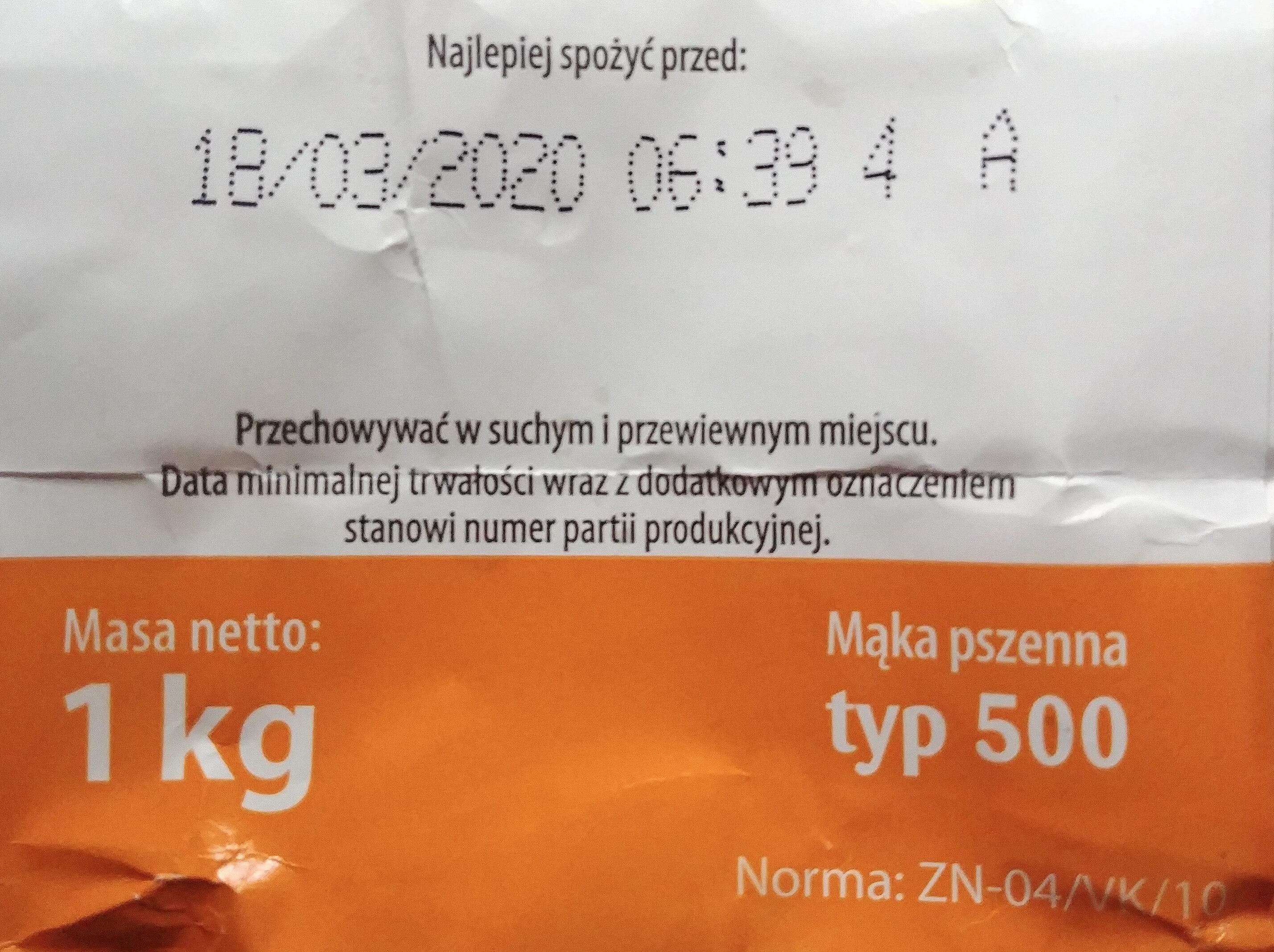 Basia mąka wrocławska - Składniki - pl