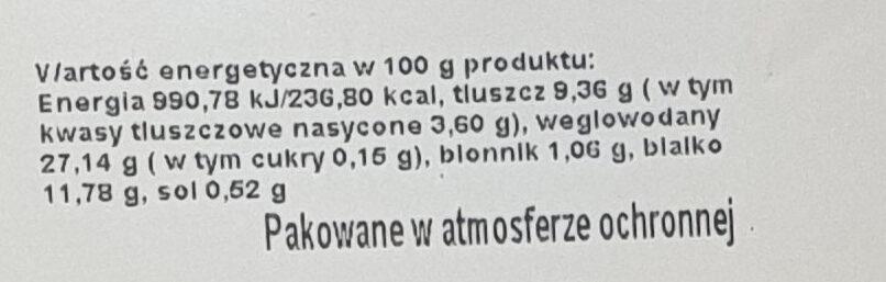 Gołąbki z mięsem - Wartości odżywcze - pl