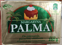 Margaryna palma - Produkt - pl