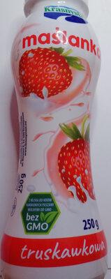 Maślanka truskawkowa - Produkt - pl