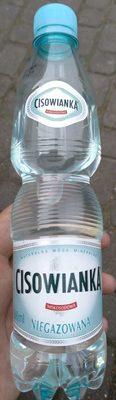 Nac Woda Cisowianka N / Gaz 0, 5L - Produkt - de