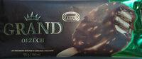 Lody śmietankowo-orzechowe w czekoladzie z orzeszkami. - Produkt - pl