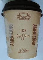 Lody kawowe Americano - Produkt - pl
