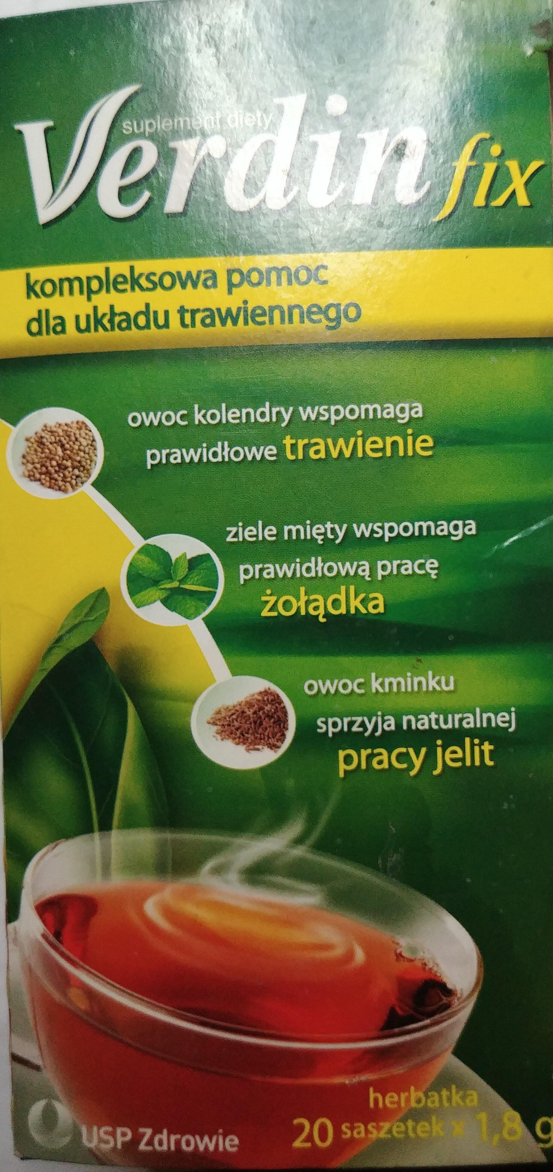 Verdin fix - Produkt - pl