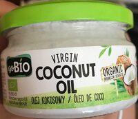 Olej kokosowy - Product - pl