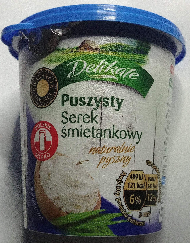 Serek twarogowy śmietankowy - Produkt - pl