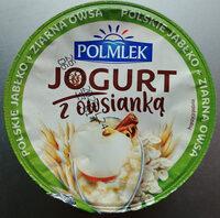 Jogurt z owsianką z jabłkami i cynamonem - Produkt - pl