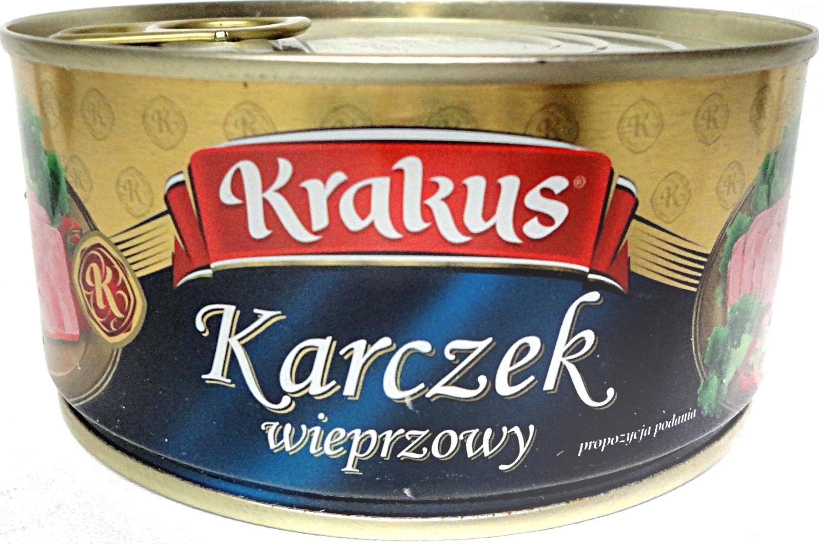 Karczek wieprzowy - Produkt - pl