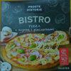 Pizza z szynką i pieczarkami - Product