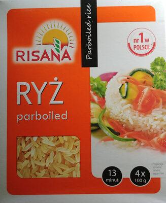Ryż biały długoziarnisty Parboiled - Produkt - pl