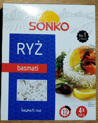 Ryż basmati - Produkt - pl
