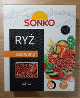 ryż czerwony - Produkt