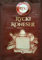 Rycki Koneser ser w plastrach - Produkt - pl