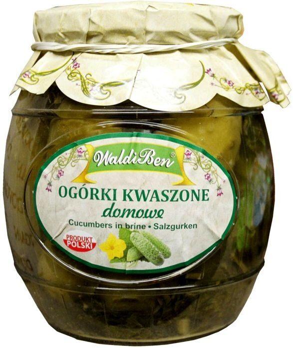 Faßsalzgurken (Ogórki kwaszone domowe) - Product - de