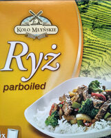 Ryż parboilled - Produkt - pl