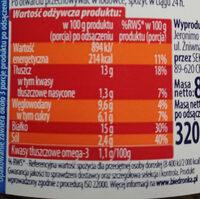 Płaty śledziowe smażone w zalewie octowej - Wartości odżywcze - pl