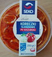 koreczki śledziowe po kaszubsku - Produkt - pl