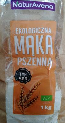 Mąka pszenna typ 500 ekologiczna - Produkt