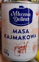 Masa kajmakowa - Produit - pl