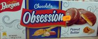 Obsession Chocolate Peanut Butter - Product - fr