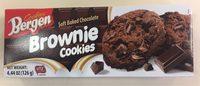 Brownie cookies - Produit - en