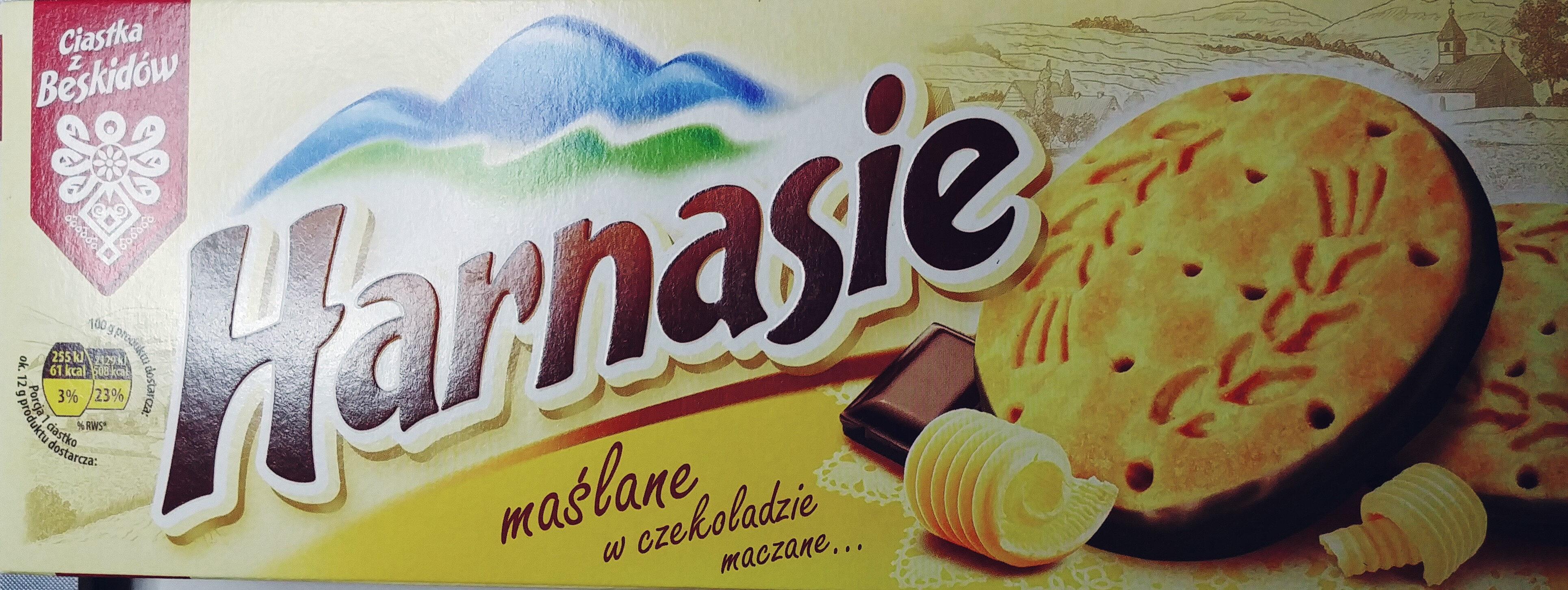 Harnasie maślane w czekoladzie - Produit - pl