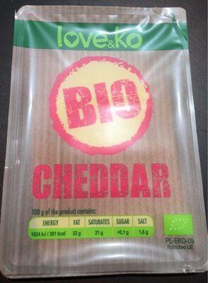 Bio Cheddar - Produkt