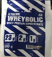 Xtreme WheyBolic - Produit - fr