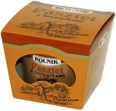 Hähnchenpastete mit Steinpilzen - Produkt