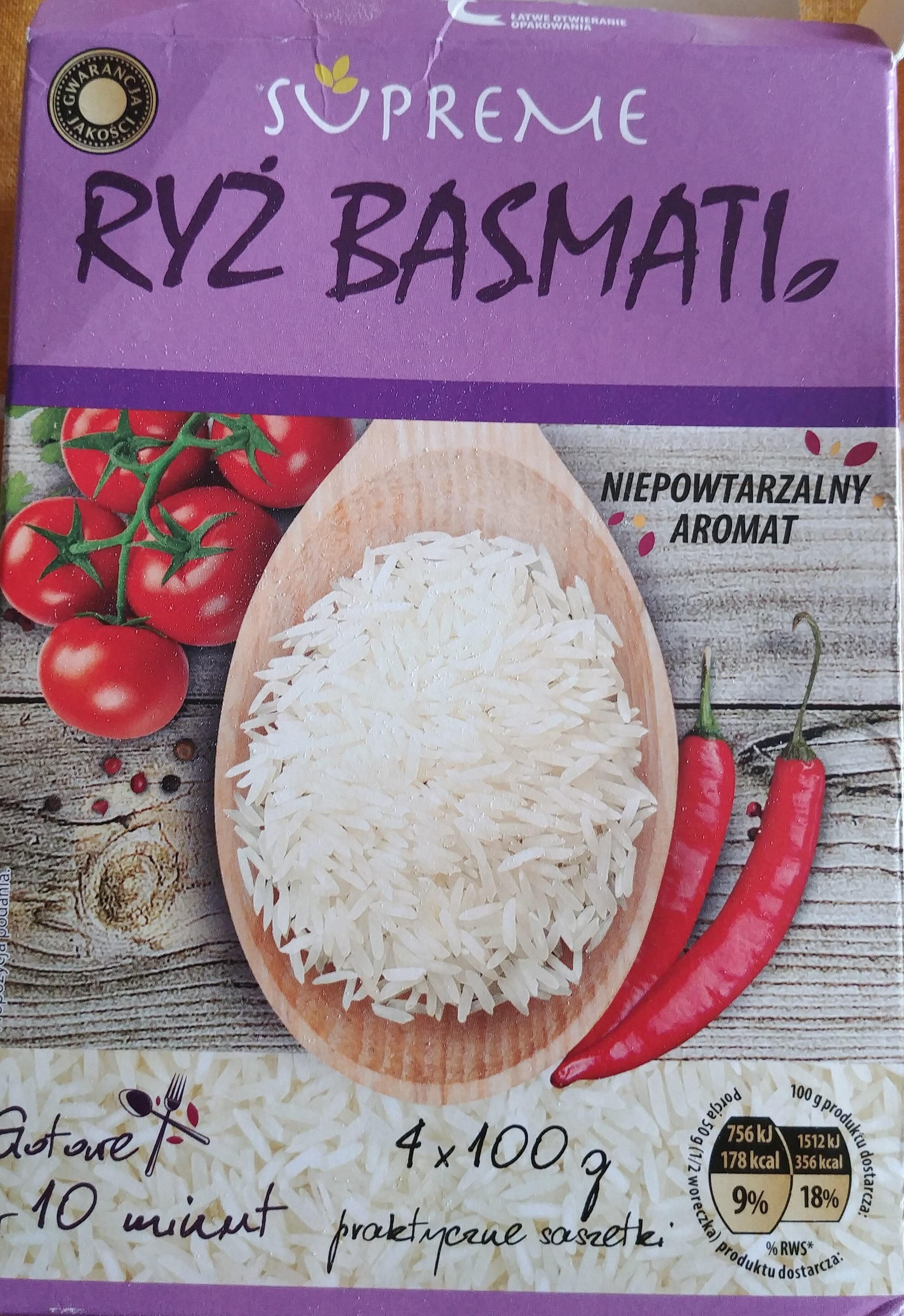 Ryż Basmati - Produkt
