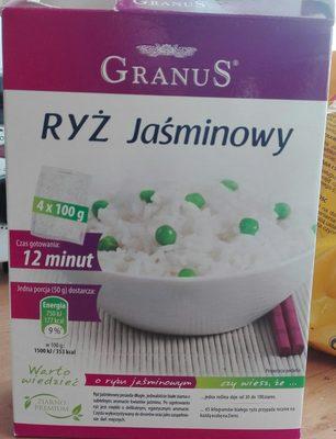 ryż jaśminowy - Produkt