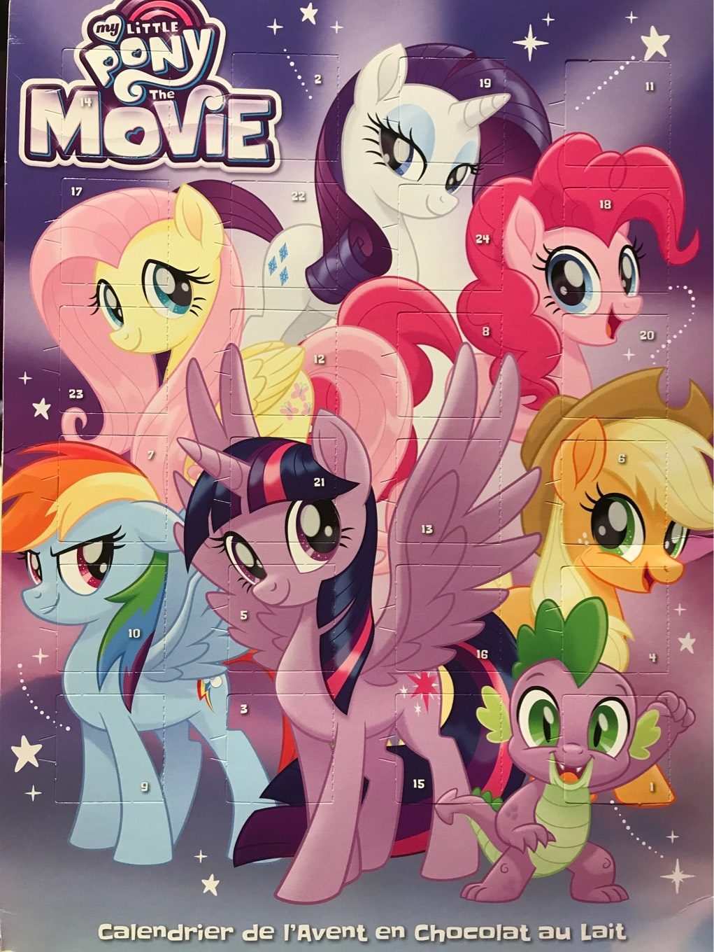 Calendrier de l'Avent My Little Pony The Movie - Product