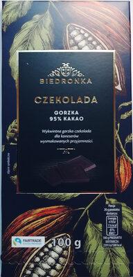 Czekolada gorzka 95% kakao - Product - pl