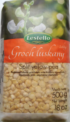 Groch żółty łuskany - Produit
