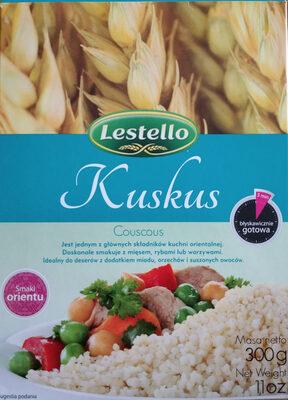 Lestello couscous - Produkt - pl