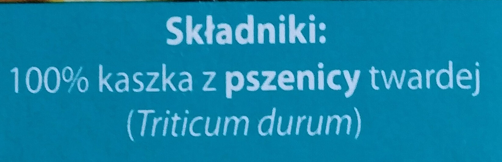Lestello couscous - Składniki - pl