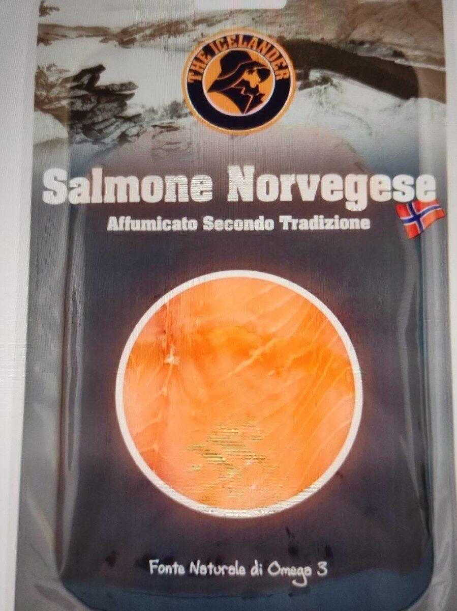 Salmone norvegese affumicato secondo tradizione - Prodotto - it