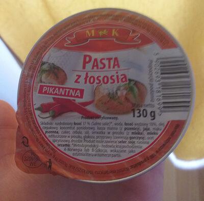 Pasta z łososia pikantna - Product