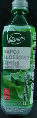 NAPÓJ ALOESOWY LIGHT - Produit - pl