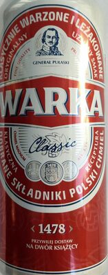 Piwo jasne - Produkt