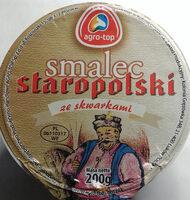 Smalec staropolski ze skwarkami - Product - pl