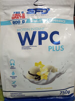 WPC Plus SFD - Produkt