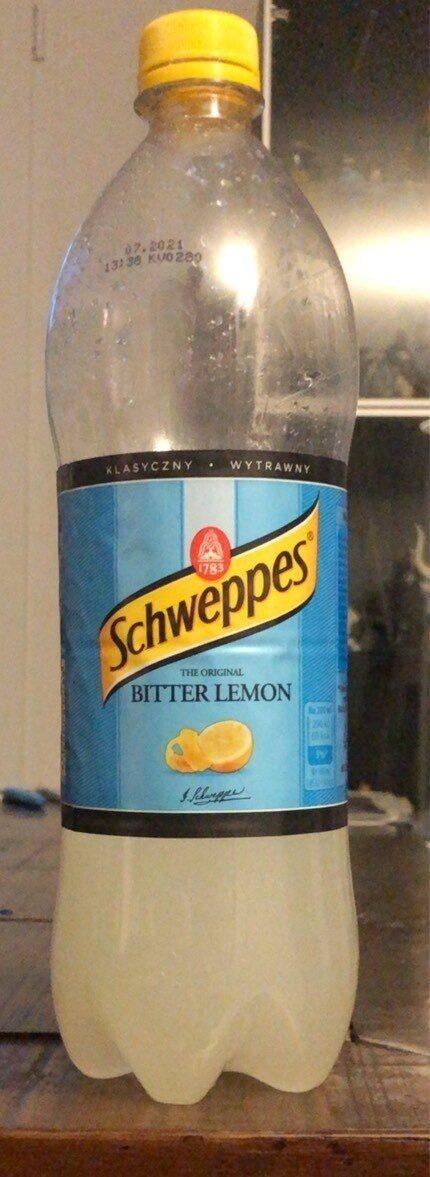 Schweppes bitter lemon - Prodotto - pl