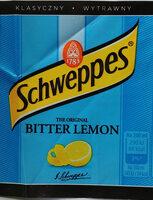 Napój gazowany o smaku cytrynowym. - Produkt - pl