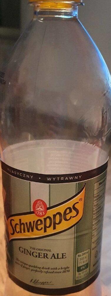 Schweppes ginger ale - Prodotto - pl