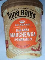 Jaglanka Marchewka i Pomarańcza - Product