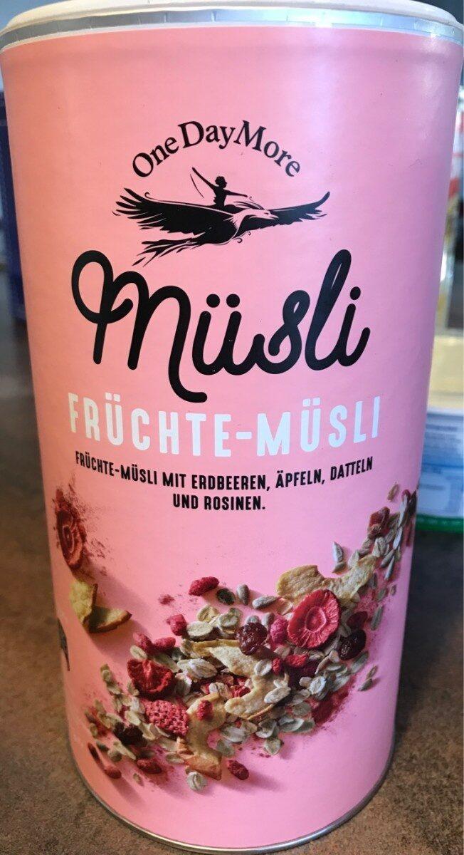Früchte-Müsli - Produit - fr